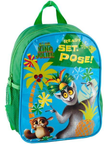 01a597b72dc2b Plecak Mini Pingwiny z Madagaskaru Król Julian PMS 303 - Promocje ...