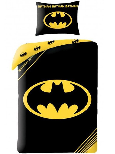 Chwalebne Pościel Batman 01 - Dzieci, Młodzież i Art. Licencyjne \ Pościel CW05
