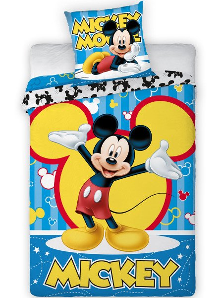 95eb23786 Pościel Disney Mickey Mouse 01 - Dzieci, Młodzież i Art. Licencyjne ...