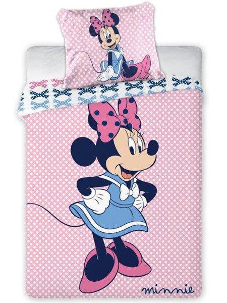 Pościel Dziecięca 100x135 Disney Minnie Mouse 118 Dzieci Młodzież