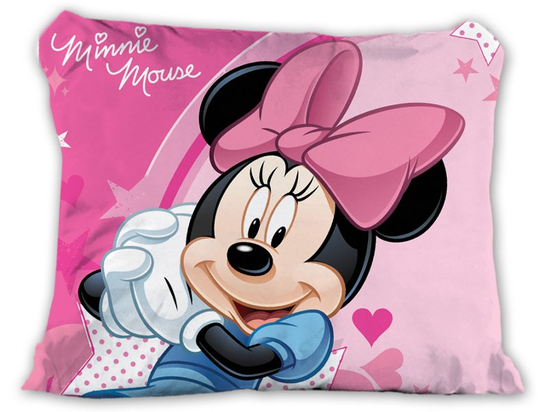 Poszewka Disney Minnie Mouse 02 70x80 Cm Dzieci Młodzież I Art